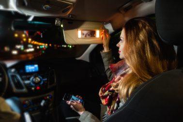 Ночное такси работа фотографа Анатолия Тимофеева